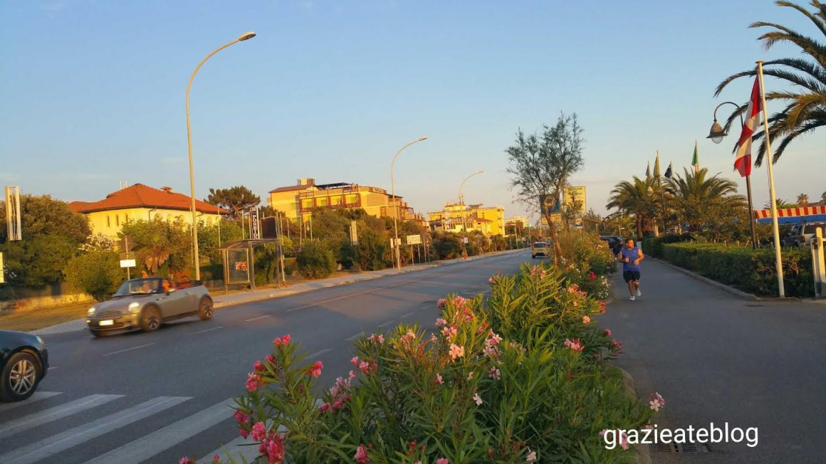 Versilia sunset