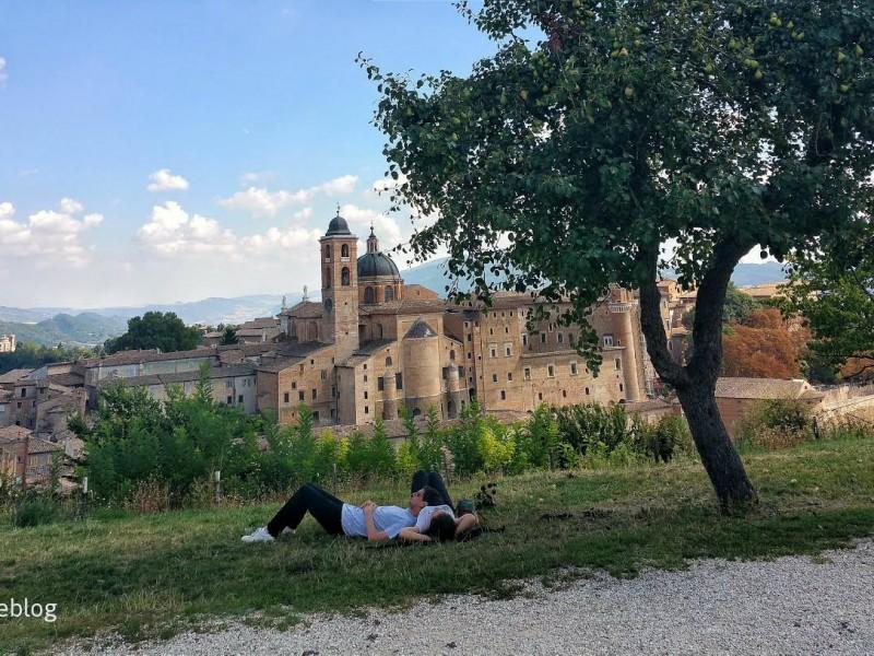 Urbino vista
