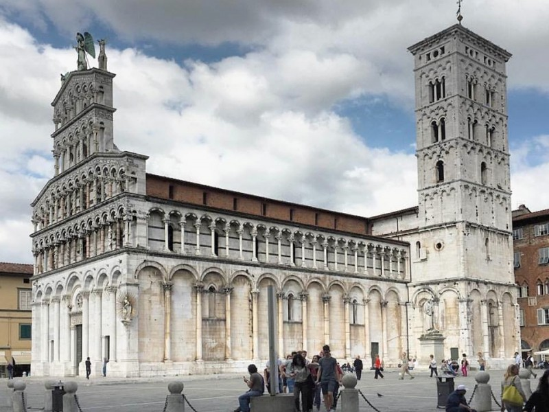 Lucca-toscana