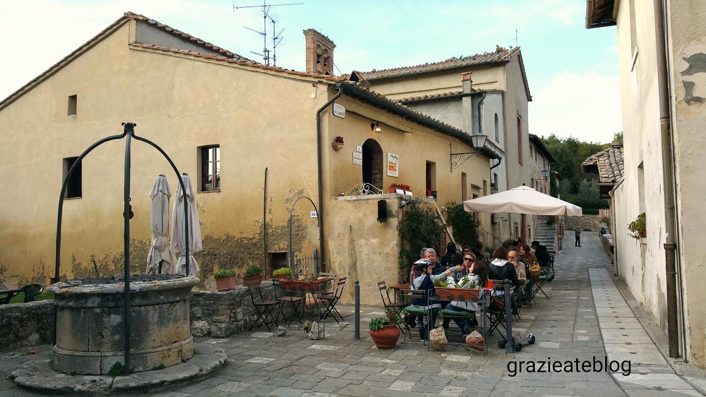 Grazie a te o burgo de bagno vignoni famoso por suas termas - Bagno vignoni terme ...