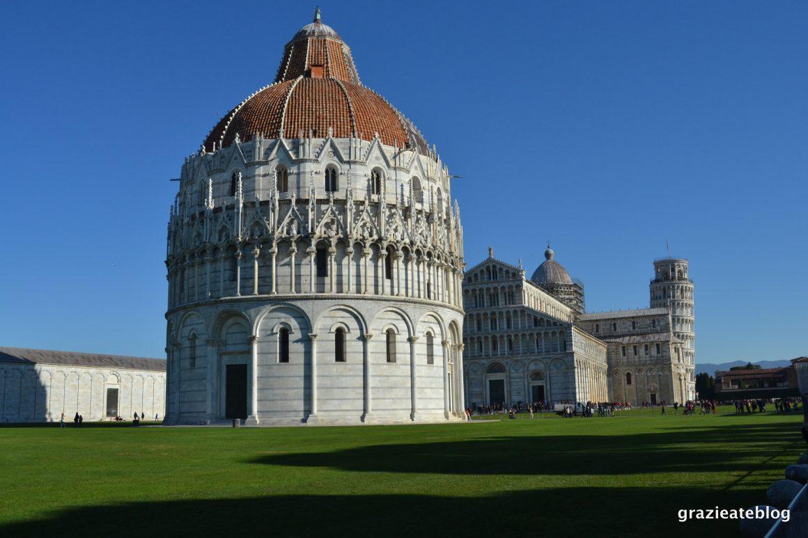 batistero Pisa